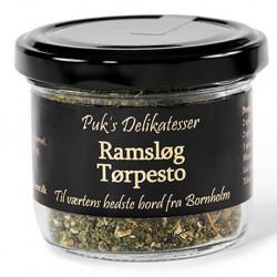 Ramsløg Tørpesto