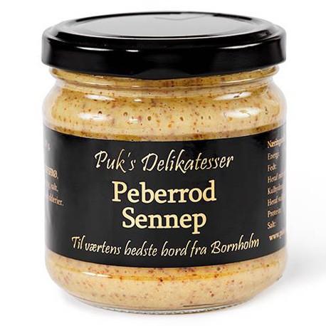 Peberrod sennep
