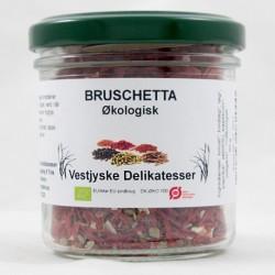 Organic dry bruschetta